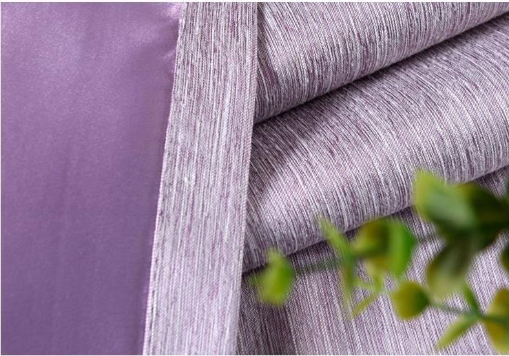 Chất liệu vải cao cấp có khả năng cản sáng tốt