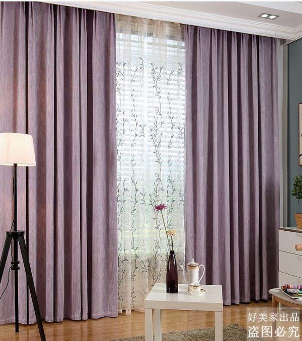 Rèm vải giá rẻ quận Hoàng Mai