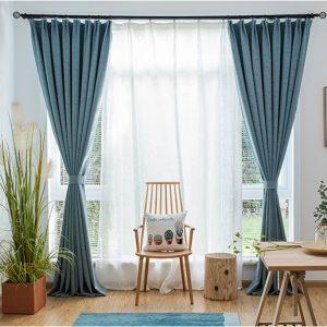 Địa chỉ bán rèm vải khu vực Long Biên